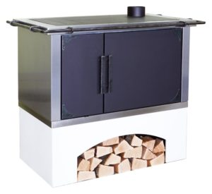 Küchenherd Oskar 900