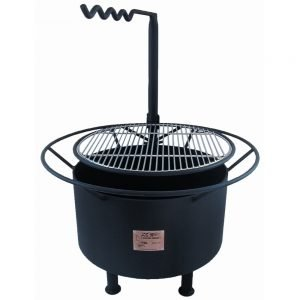 Joe´s Barbeque Smoker, Campfire