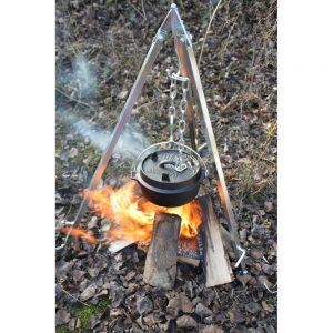 Petromax Dreibein mit Feuertopf