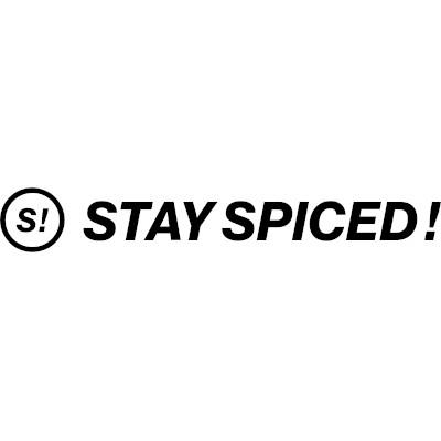 Logo STAY SPICED!