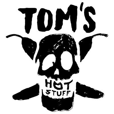 Logo Tom's Hot Stuff